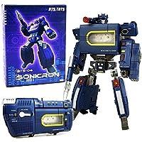 STERLING Transformers Sonicron Soundwave BST BTS-04 Figure