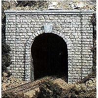 WOODLAND SCENICS C1153 Cut Stone Single Portals (2) N by Woodland Scenics