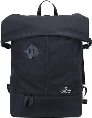 リュック メンズ 人気 超軽量 大容量 CORDURA® バッグ 通勤 通学 出張 リュックサック 15.6インチ パソコン対応 ロールトップ型 2Way バッグパック