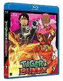 TIGER&BUNNY(タイガー&バニー) 7 [Blu-ray]