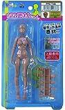 ホビーベース 1/12 プレミアムパーツコレクション 関節技EX 素材ちゃん Mサイズ 褐色 ホビー用素材 PPC-T4…