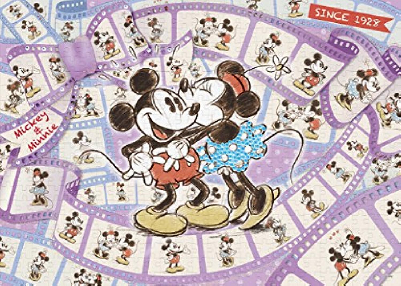 500ピース ジグソーパズル ディズニー Film of Memories 【パズルデコレーション】(38x53cm)