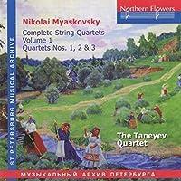 Myaskovsky: Complete String Qu