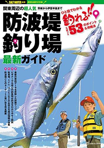 関東周辺の超人気防波堤釣り場最新ガイド—釣れる!!スポット53のポイント&攻略法 (SALT WATER選書)