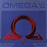 エクシオン(XIOM) 卓球 裏ソフトラバー オメガ 7 アジア 095883