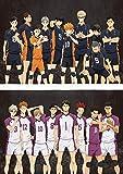 ハイキュー!! 烏野高校 VS 白鳥沢学園高校 Vol.5(初回生産限定版) [Blu-ray]