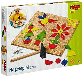HABA(ハバ) 木の釘打ち遊び ザック HA2310