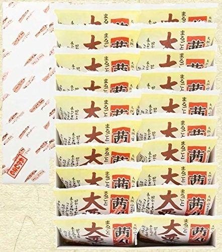 茜丸本舗 大栗 どらやき 詰め合わせ (20個入り) どら焼き 和菓子 和スイーツ ギフト 贈答 無料 熨斗対応 甘味 (創業70余年 老舗 あんこメーカー)