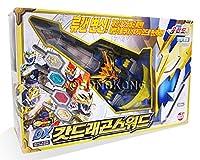(タカラトミー)Takara Tomy Ryukendo Dx Gekiryuken God Dragon Sword W/4keys [並行輸入品]