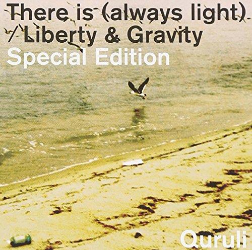 [画像:「There is (always light) / Liberty & Gravity」Special Edition (通常盤)]