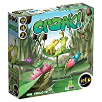 Iello - Croa ! Le jeu - 3760175510632