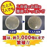 サラリユ Agイオンの風呂水抗菌剤 詰替 360g