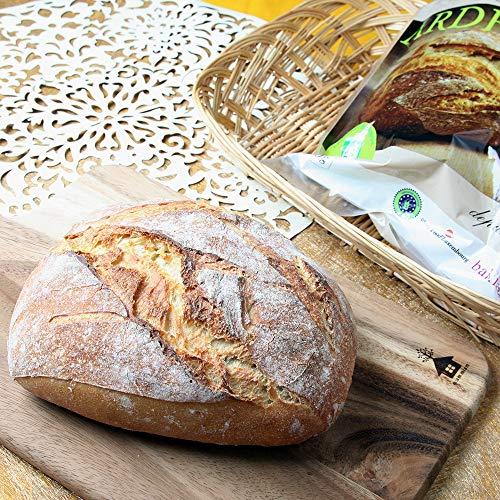 フランス直輸入 Jean Kircher/ジャンキルシャー アルデネ(440g×2個) スペルト小麦使用 半焼成パン