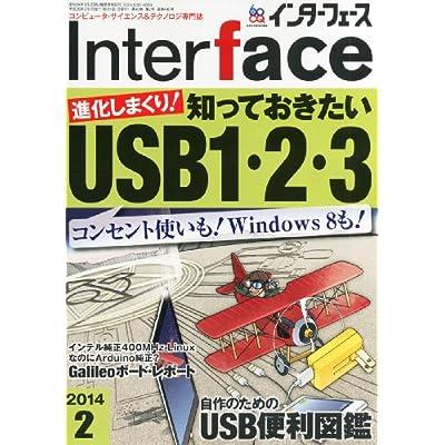 Interface (インターフェース) 2014年 02月号 [雑誌]