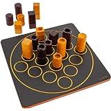 [ギガミック] Gigamic クアルト QUARTO ボードゲーム GCQA 3.421271.300410 木製 テーブルゲーム おもちゃ 知育 玩具 子供 脳トレ ゲーム フランス [並行輸入品]