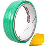Knifeless Finish Line Vinyl Wrap Self Adhesive Cutting Tape (50m (164ft) w/Detailer)