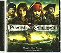 Pirates of the Caribbean 4: On Stranger Tides by Various Artists (2011-05-15)