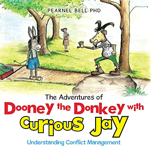 The Adventures of Dooney the Donkey with Curious Jay: Understanding Conflict Management (English Edition)