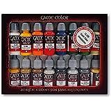Vallejo 72299 Vallejo Game Colour Introduction 16 Colour Set Miniatures