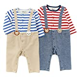 Piccolo(ピッコロ) カバーオール (70~80cm) キムラタンの子供服 (34055-171a) ネイビーブルー 70