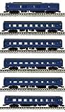 クラウンモデル Zゲージ 3001 国鉄 24系25形客車 6両セット