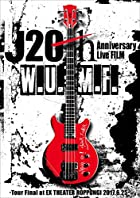 J 20th Anniversary Live FILM [W.U.M.F.] -Tour Final at EX THEATER ROPPONGI 2017.6.25- [DVD](在庫あり。)