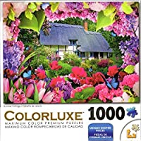 Colorluxe 1000ピースパズル – Summer Cottage