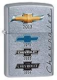 ZIPPO(ジッポ) オイルライター CHEVROLET(シボレー) ロゴ エンブレム ストリートクローム 28846