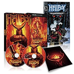 【Amazon.co.jp限定】ヘルボーイ 4K ULTRA HD + Blu-ray (オリジナルステッカー&非売品プレス付)