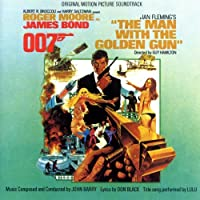The Man With the Golden Gun by Lulu (2003-02-25)