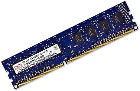 Hynix 2GB pc3–10600u ddr3メモリモジュールhmt325u6bfr8C-h9