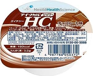 Nestle(ネスレ) アイソカル ジェリー HC チョコレート味 66g×24個