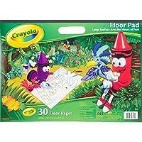 Crayola Floor Pad 22 « X 16 »-30 feuilles/paquet