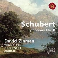 Schubert: Symphony No.8 by F. SCHUBERT (2013-08-20)