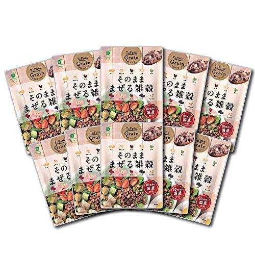 そのまままぜる雑穀 10種 70g