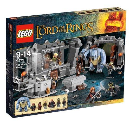 レゴ ロード・オブ・ザ・リング モリア鉱山 9473
