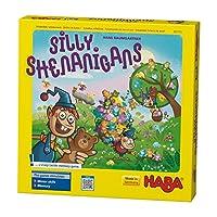 [ハーバ]HABA Silly Shenanigans a Crazy Tactile Memory Game 301775 [並行輸入品]