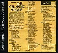 Icelandic Singers