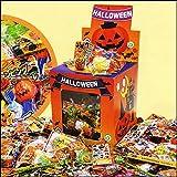 ハロウィン おもちゃの箱 100個  23560