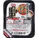 低温製法米のおいしいごはん 魚沼こしひかり 150g×10個