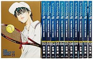 テニスの王子様 コミックSeason1 完全版 (1-12巻セット) [コミック]