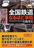 全国鉄道なるほど事情 (PHP文庫)