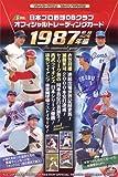 日本プロ野球OBクラブオフィシャルトレーディングカード 1987年編 BOX