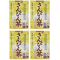 沖縄ポッカ さんぴん茶 ティーパック 4箱セット