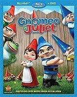 Gnomeo & Juliet [Blu-ray]
