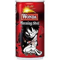 アサヒ ワンダ モーニングショット デザイン缶 185g×30缶