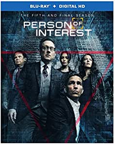 Person of Interest: Complete Fifth & Final Season [Blu-ray] [Import]