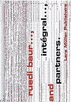 Ruedi Baur..., Integral..., and Partners.