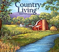Country Living 2018 Calendar: Includes Downloadable Wallpaper (Deluxe Wall)