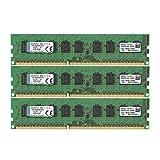 KVR1333D3E9SK3/24G [DDR3 PC3-10600 8GB 3枚組 ECC]